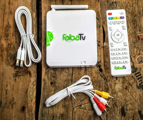 Faiba TV Box